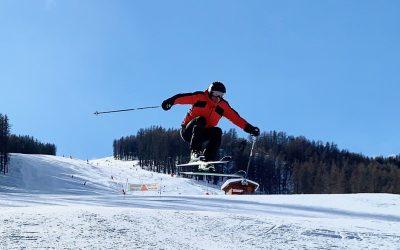 Ski à Auron